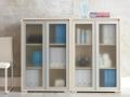Palmberg Select opzetkasten met glazen draaideur
