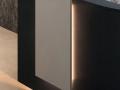 Palmberg voorzetpaneel met lichtband