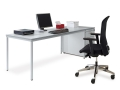 This is a Palmberg Intro Tec desk. We are supplier of these desks. We have a solution for your office needs.