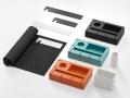 Palmberg Bric organisatieset voor kantoorspullen