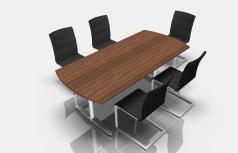 Conferentie vergader tafel Caldo C