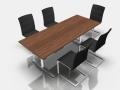 Conferentie vergader tafel Caldo C Palmberg