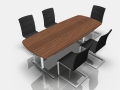 Caldo C tafel voor conferentie of vergadering Palmberg
