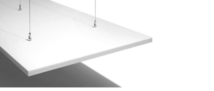 Plafondabsorber