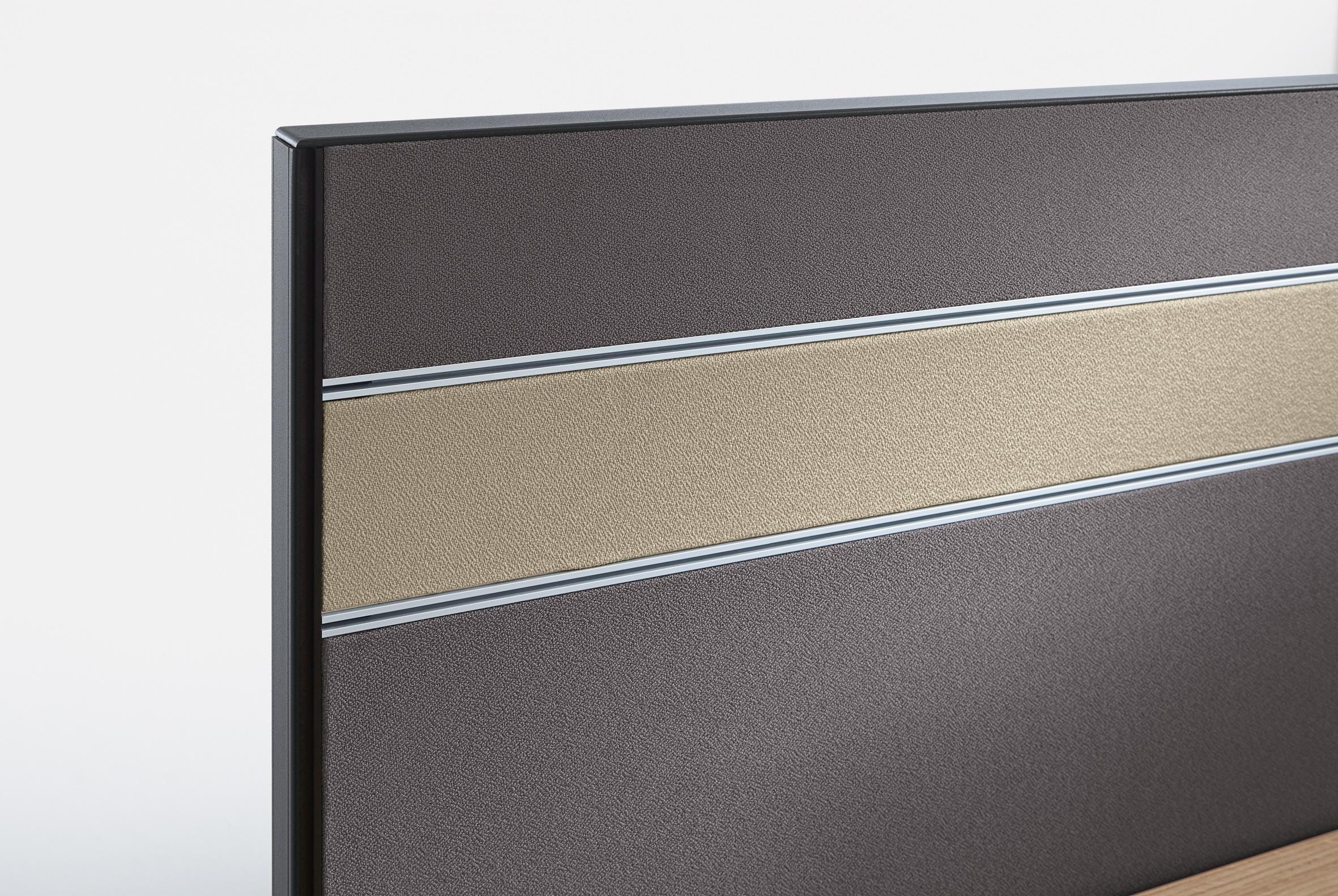Palmberg frame in Zwart Mat