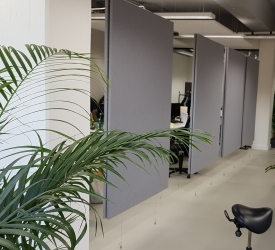 Baffles kantoor