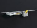 Palmberg accessoirerail voor opzetwand