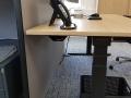 Scheidingswand-kantoor