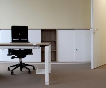 Palmberg gerealiseerde bureaus