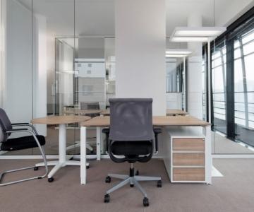 Palmberg gerealiseerde werkplek