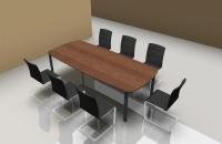 Palmberg vergadertafel