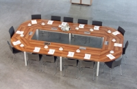 Palmberg Pensum vergadertafel