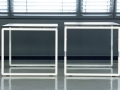 Palmberg O-frame hoogte verstelling