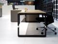 Palmberg bureau met O-frame