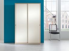 Palmberg Prisma 2 kast met zwevende deuren (5OH)