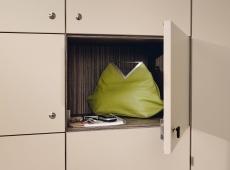 Palmberg Prisma 2 lockers