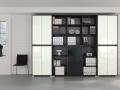 Palmberg Select open kasten -glazen fronten