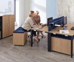Palmberg Systo Tec rolblokken met zitkussen