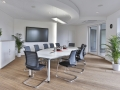 Palmberg Systo Tec gerealiseerde vergadertafel