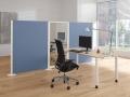 Palmberg Terio Plus werkplek