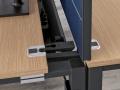 Palmberg schuifbladconstructie